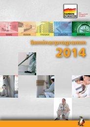 seminarprogramm-2014-web - Farben Schultze