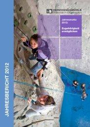 Jahresbericht 2012 (pdf 2,4 MB) - Herzogsägmühle