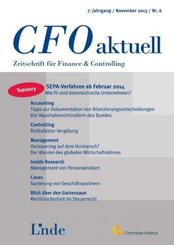 Althuber: Management von Personalrisiken - Controller Institut