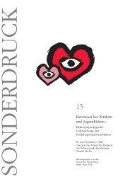 Herzrasen bei Kindern und Jugendlichen – - Deutsche Herzstiftung eV