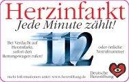 Herzinfarkt - Deutsche Herzstiftung eV