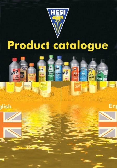 Catalogue - Hesi