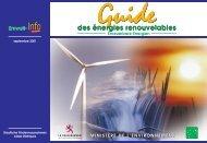 Guide des energies renouvelables - Hesperange