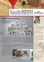 Lacktuell, edition 1 - Hesse Lignal