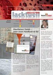 Lacktuell Ausgabe 58 - Hesse Lignal