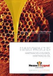 HARTWACHS-ÖL - Hesse Lignal
