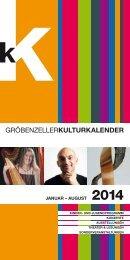 Kulturkalender Jan.-Aug.- 2014.pdf - Gröbenzell
