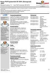 Hesse PUR Systeemlak DE 4259 .(Glansgraad) -0003 - Hesse Lignal