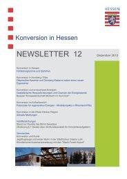 Newsletter_12_2012 - HA Hessen Agentur GmbH