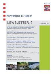 Newsletter 9_2011 - HA Hessen Agentur GmbH