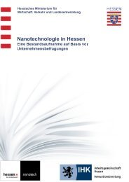Unternehmensbefragung - HA Hessen Agentur GmbH