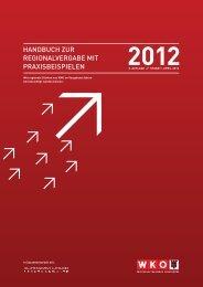 Handbuch zur Regionalvergabe stand 20120401