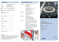 Einladungsflyer - ADFC Hessen