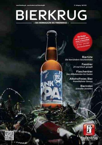 Biertüte Fassbier Flaschenbier Alkoholfreies Bier ... - Finkenkrug