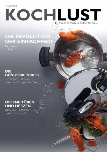Die ReVolution DeR einFachheit - Fissler GmbH