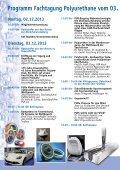 Internationale Fachtagung Polyurethan 2013 - FSK - Seite 2