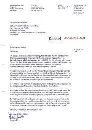 Einladung, Information und Anmeldung - Ganztägig Lernen - Hessen