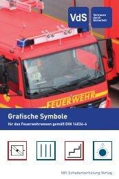 Grafische Symbole für das Feuerwehrwesen gemäß DIN ... - VdS