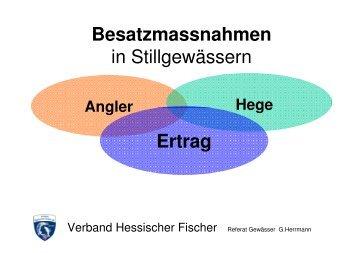 Besatz Teiche - Hessenfischer.net