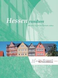 400 Jahre Geschichte hautnah erleben - Hessenpark