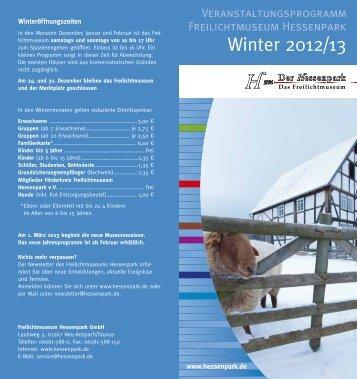 Download als PDF - Hessenpark