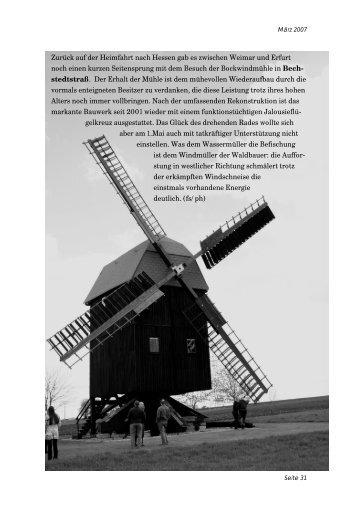 9 - Hessischer Landesverein zur Erhaltung und Nutzung von Mühlen