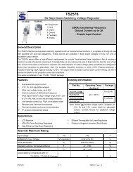 TLC555 LinCMOS TIMER - Datasheet Catalog