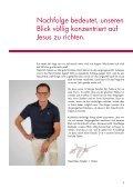 Kraftvolle Nachfolge - Christen Gemeinde Freiburg - Page 3