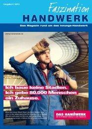 2 / 2013 - Kreishandwerkerschaft Märkischer Kreis