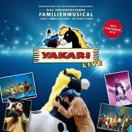 YAKARI MUSICAL 2014