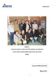 Marzo 2011 - Hetel