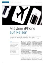 Leseprobe (PDF) - Macwelt