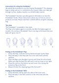 Gebruiksaanwijzing Puckababy® Instructions for using the ... - Page 6
