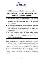 ES - NP 2 Premio Hetel Saria FP