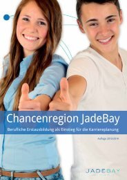Chancenregion JadeBay - kuw.de