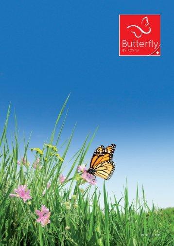 Roviva Butterfly Prospekt - Betten-Supermarkt Strahm AG