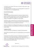 Positionspapier - Fachbereich Kindertagesstätten - Page 3