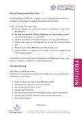 Positionspapier - Fachbereich Kindertagesstätten - Page 5
