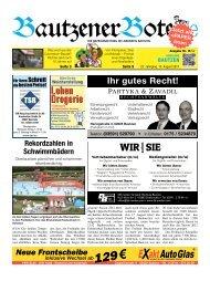 10.August 2013 - BautzenerBote.de