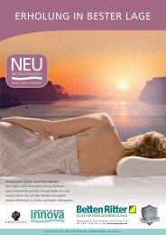Dormabell Innova (PDF Download) - Betten Ritter
