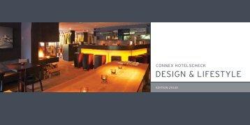 Hotelscheck Design & Lifestyle als PDF ansehen - Connex ...
