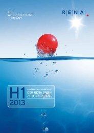 Halbjahresbericht 2013 - Börse Stuttgart