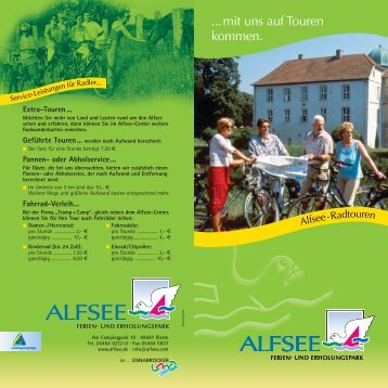 Tour 1 - Alfsee