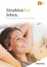 Infobroschüre downloaden (.pdf) - GEOVITAL Akademie für ...