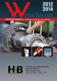 Bohr- und Zerspanwerkzeuge - Heuger Industriebedarf GmbH