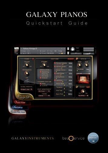 GALAXY PIANOS - Best Service