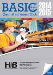 1 Lager - Heuger Industriebedarf GmbH