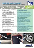 Reinigungstechnik - Heupel GmbH - Page 3