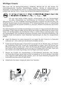 Benutzerhandbuch - Die Pfote - Page 3