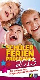 FINAL SFP-2013 web - Gemeinde Riegelsberg